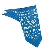 Official Genuine OEM Subaru Dog Bandana Royal Blue 188301 Wrx Sti Forester NEW
