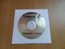 (PC) - TRANSPORT TYCOON & WORLD EDITOR