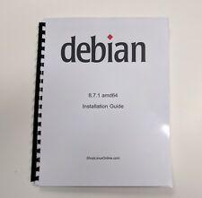 Debian 8 User Manual. 147 Pages.  ShopLinuxOnline