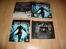 DARK SOULS DE BANDAI PARA LA SONY PLAY STATION 3 PS3 USADO COMPLETO
