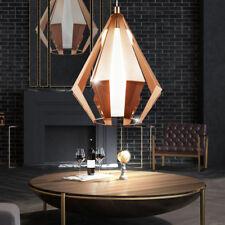 Decken Pendel Strahler Ess Zimmer Küchen Beleuchtung Glas Hänge Lampe kupfer