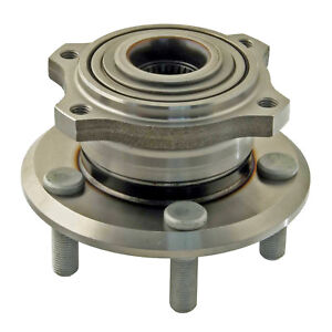 Wheel Bearing and Hub Assembly Front,Rear Precision Automotive 512301