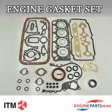 IT 09-01525 Full Gasket Set-Engine fit 81-82 Toyota Corolla 1.8L