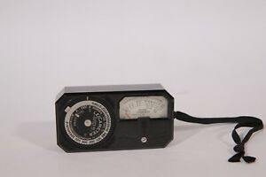 Leicameter 650 Weston Light Meter