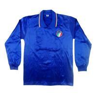 1986-87 Italia Maglia Home #21 Match worn (Top)  SHIRT MAILLOT TRIKOT