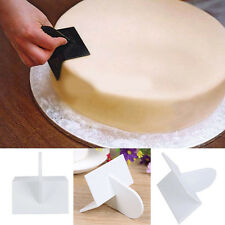 Cake Smoother Paddle Tools Fondant Sugar Craft Polisher Finisher Decorating DIY
