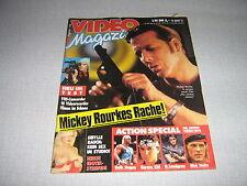 VIDEO MAGAZIN 2 (90) MICKEY ROURKE SIBYLLE RAUCH