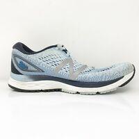 New Balance Womens 880 V9 W880AB9 Blue Black Running Shoes Lace Up Size 8 B