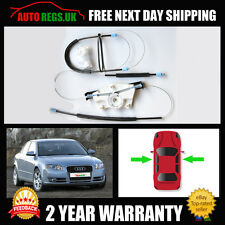 Audi A4 B6 B7 NSF Front Left Electric Window Regulator Repair Kit 2002 - 2008