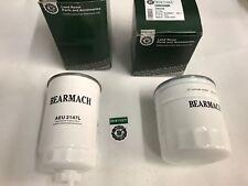 Bearmach Land Rover 200tdi & 300tdi  Fuel & Oil Filter BR0278r & ERR3340r