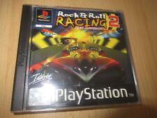 ROCK&ROLL Carreras 2 PS1 PlayStation 1 PAL