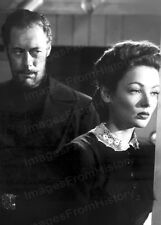 8x10 Print Rex Harrison Gene Tierney The Ghost and Mrs Muir 1947 #RHGT