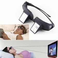 Apparel Accessories Popular Lazy Man Glasses Horizontal Type Reflective Glasses Practical Lied To Watch Tv Newspaper Periscope