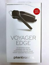 Plantronics Voyager Edge Bluetooth Headset with Charging Case - Carbon Black
