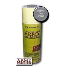 The Army Painter BNIB Colour Primer - Uniform Grey APCP006
