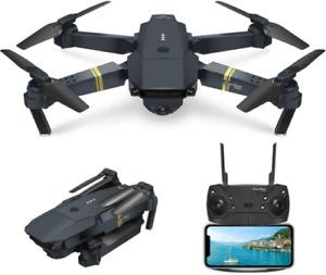 MINI DRONE QUADRICOTTERO PIEGHEVOLE CON TELECAMERA TELECOMANDO O SMARTPHONE WIFI