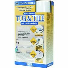 Homax Group 720771 Tub And Tile One-Part Spray-On Epoxy White 32oz *