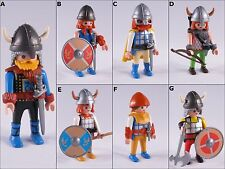 Playmobil Vikings Chainmail Swords Shields Capes Bow Arrows Spear Hood Ax-Choice