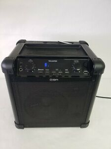 ION Tailgater IPA77 Portable Bluetooth Speaker System