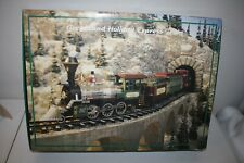 1994 Greatland Holiday Express Train G Scale Battery Powered Model Set