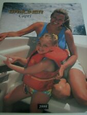 Bayliner Capri Boat 1999 Original Brochure  New z