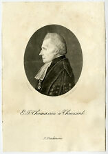 Antique Master Print-THOMASSEN A THUESSINK-PHYSIONOTRACE-Lubbers-Quenedey-1828