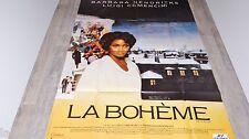 LA BOHEME  !  barbara hendricks affiche cinema musique