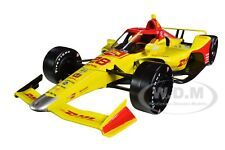 DALLARA INDYCAR #28 R. HUNTER-REAY DHL ANDRETTI AUTOSPORT 1/18 GREENLIGHT 11081