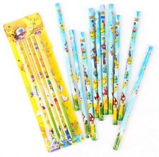 10pcs/set Pokemon Pocket Monster Pencil Student Stationery Supplies
