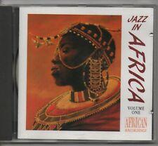 THE JAZZ EPISTLES jazz in africa*volume one 1992 KAZ COMPILATION CD.