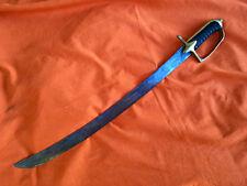M1765 AUSTRIAN GRENADIER SWORD HANGER ANTIQUE DAGGER NAPOLEONIC OLD PRIMA PLANA