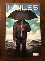 Exiles Vol. 2 #1 (Marvel, 2009) Jason Chan Wolverine Art Appreciation Variant,NM