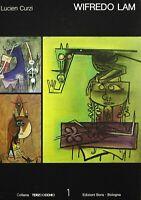 Wifredo LamCurzi lucienbora1978 catalogo arte pittura opere mostre scritti 94