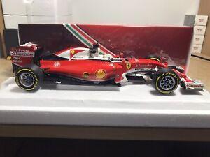 1:18 BBR 2016 Ferrari SF-16H Sebastian Vettel Australian GP