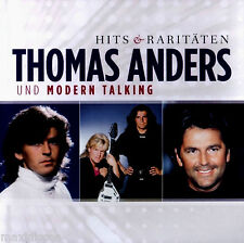 CDx3 - Thomas Anders Und Modern Talking - Hits & Raritäten (PRECINTADO * SEALED)