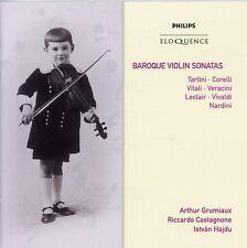 Arthur Grumiaux - Baroque Violin Sonatas [New CD] Australia - Import