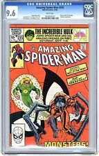 Amazing Spider-Man #235 CGC 9.6 NM+ white pgs 9/82 Cobra & Mr. Hyde App. Romita