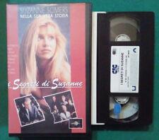 VHS FILM Ita Commedia I SEGRETI DI SUZANNE suzanne somers ex nolo no dvd(VH79)