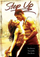 STEP UP New Sealed DVD Widescreen Edition