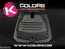 Vernice Liquida Goffrata Texturizzata Nero 1Kg restauro motore Moto Guzzi