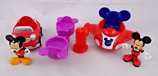Mattel Mickey Mouse Clubhouse Car & Plane Seesaw Lot