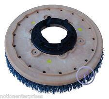 "Taski 15"" Heavy & High Degree Abrasive Scrubbing Brush (36 Grit With Wires)"