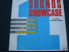 SOUNDS SHOWCASE EP- The Cult, The Fall, Go Betweens 7""