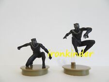 Black Panther Full set  Cinema Movie Figure Cup Topper