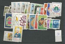 1980 MNH Turkey year collection postfris**