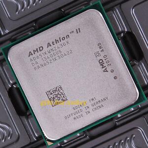 AMD Athlon II X4 651K 3 GHz Quad-Core Processor CPU Socket FM1 AD651KWNZ43GX