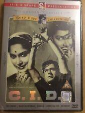 C.I.D. classic * Dev Anand & Waheeda Rahman- Bollywood Dvd