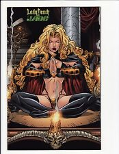 Lady Death & Jade #1 Premium Variant Edition Limited 2000 Chaos Comics NM