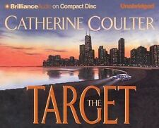 Catherine Coulter TARGET Unabridged 10 CDs 10 Hours *NEW* FAST Ship!
