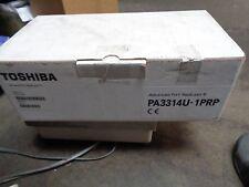 * NEW * PA3314U-1PRP Toshiba Advanced Port Replicator III Laptop Docking Station